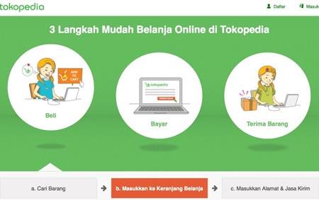 Pembayaran Instan Tanpa Konfirmasi di Tokopedia