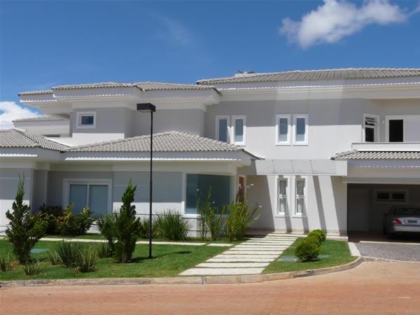 Coisa de mulher casas belas fachadas - Fachadas de casas pintadas ...