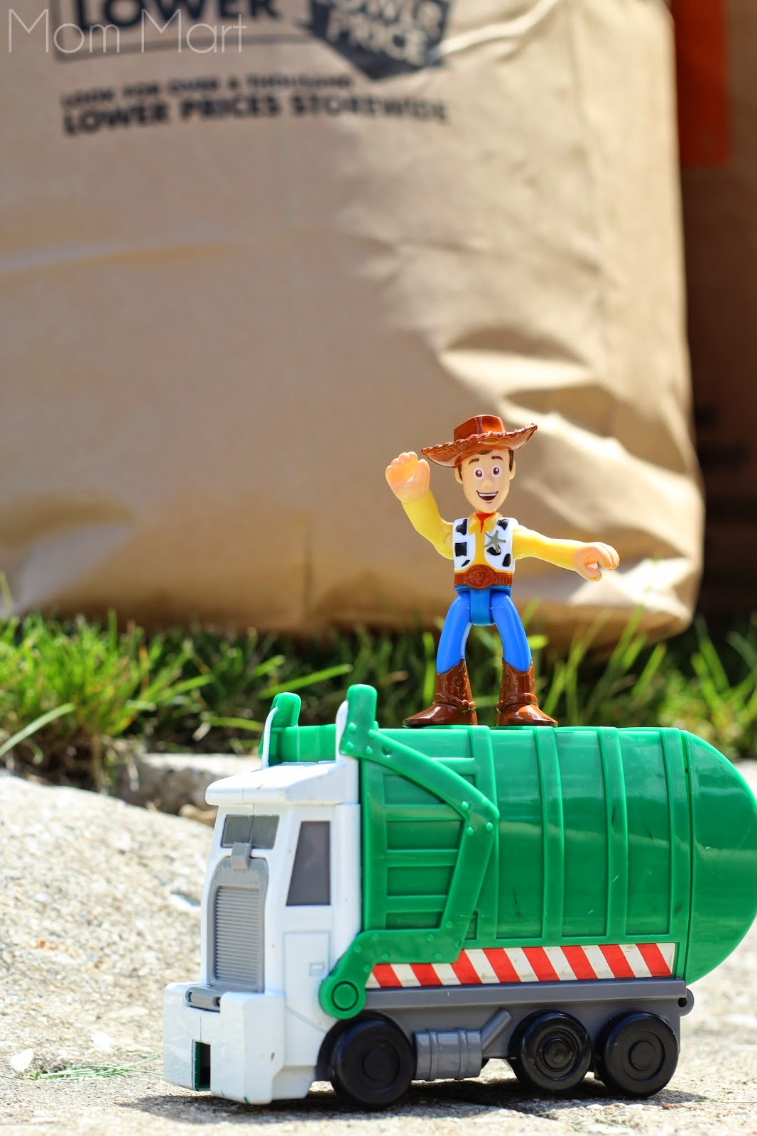 A few of our favorite toys #ToyStoryToys #Disney #FisherPrice #PlayTime #Woody