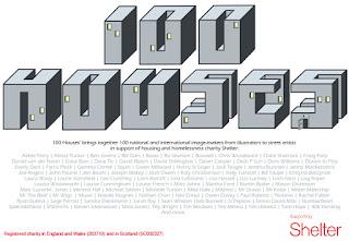 100 Houses Exhibition