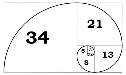 Fibonacci spiral in forex