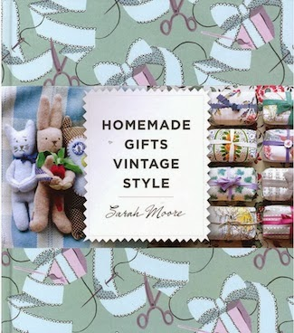 Book of the week: Homemade Gifts Vintage Style