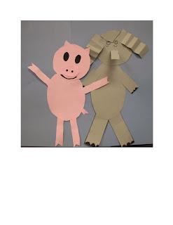 http://www.teacherspayteachers.com/Product/Elephant-and-Piggie-Craftivity-340570