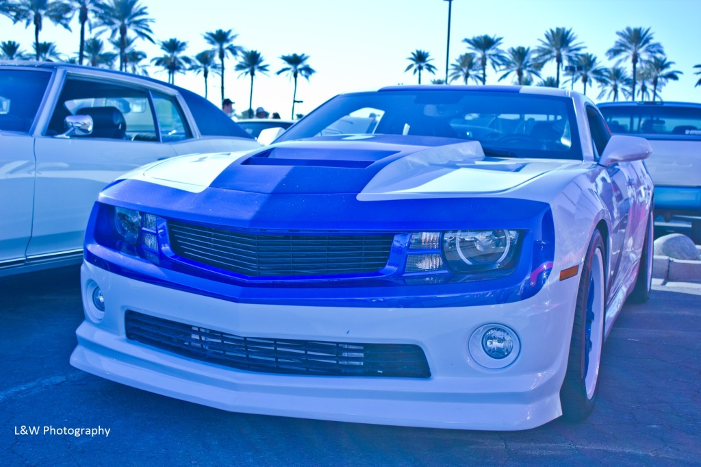 Rock and Roll Car and Bike Show at Scottsdale AZ by L&W Photography