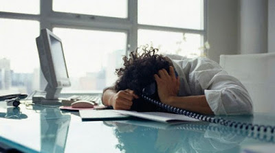 buongiornolink - Cosa ci rende stanchi e improduttivi in ufficio