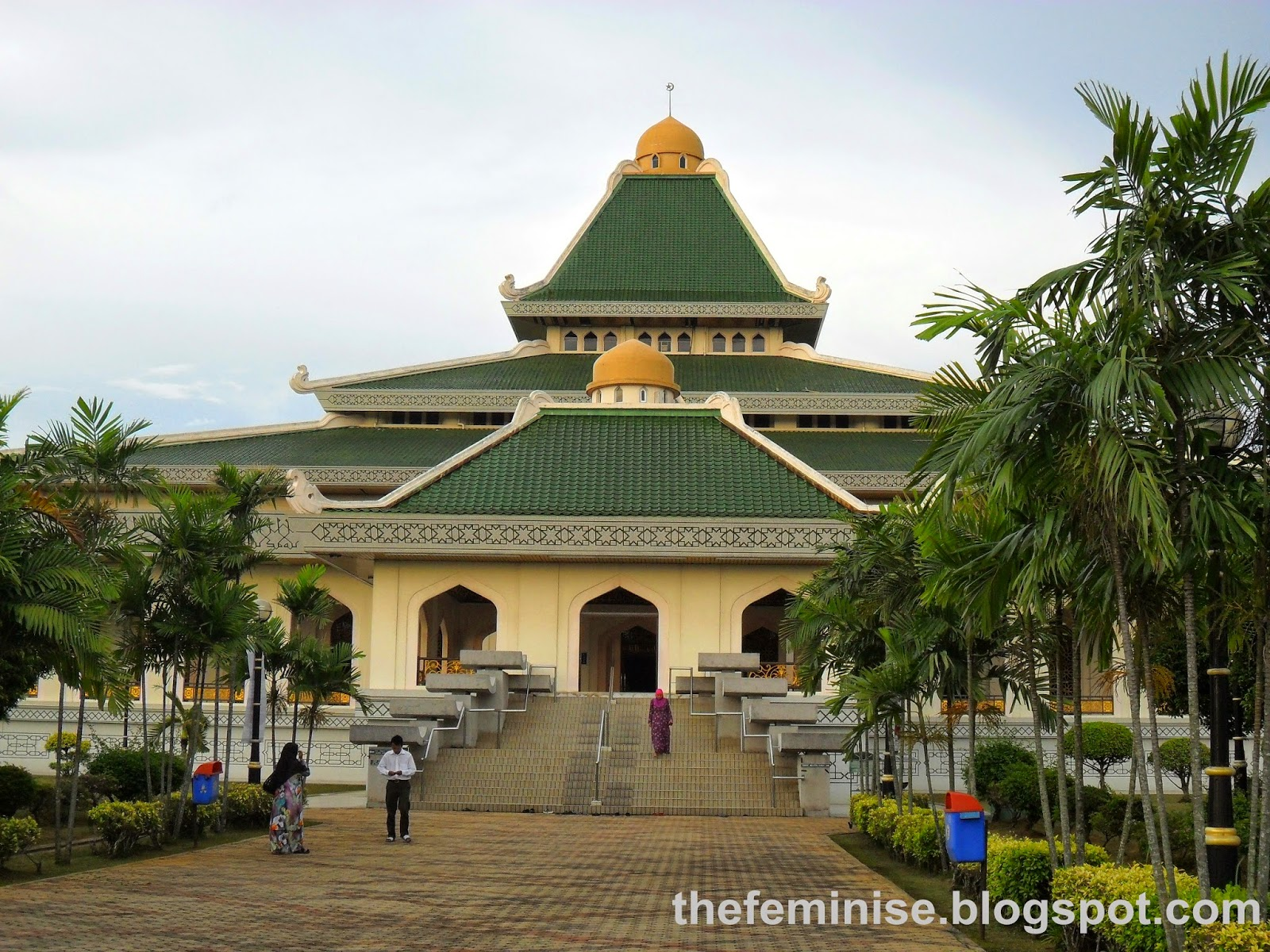 Before Now Forever Masjid Al Azim Melaka