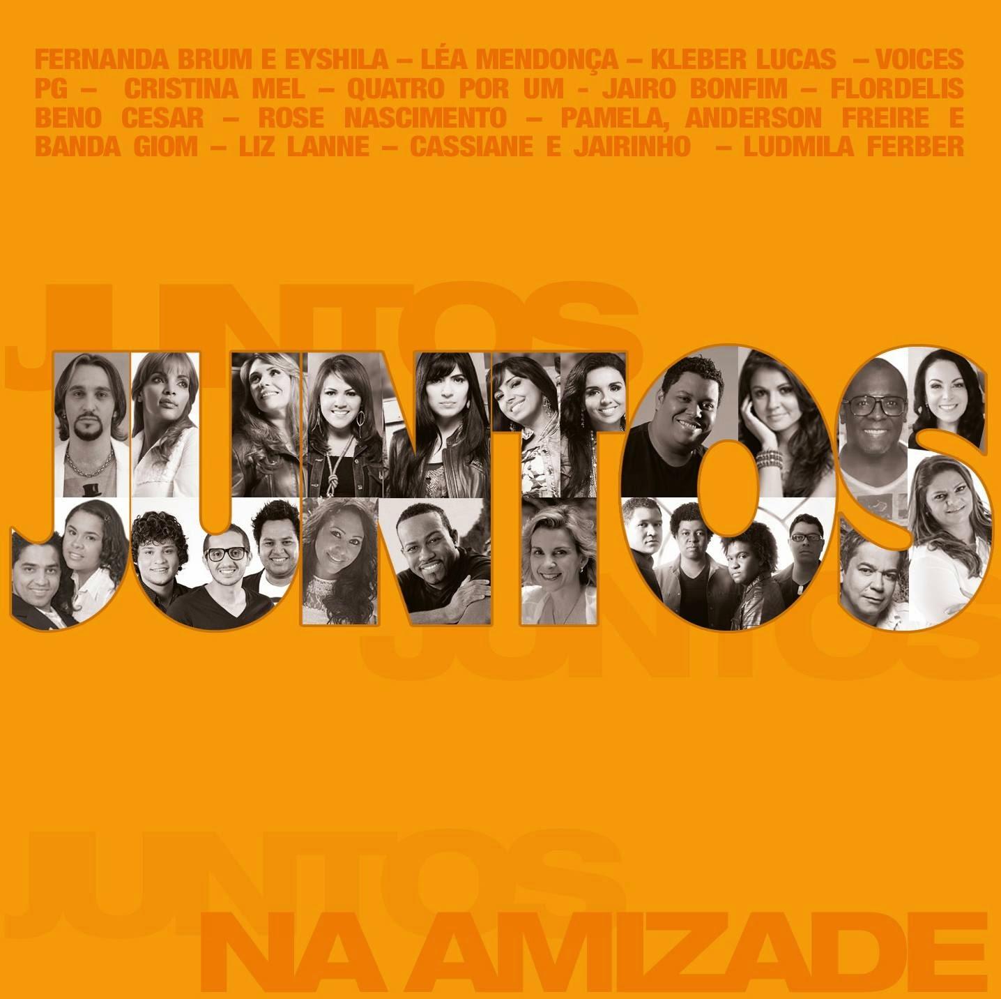 Colet�nea Juntos - Na Amizade
