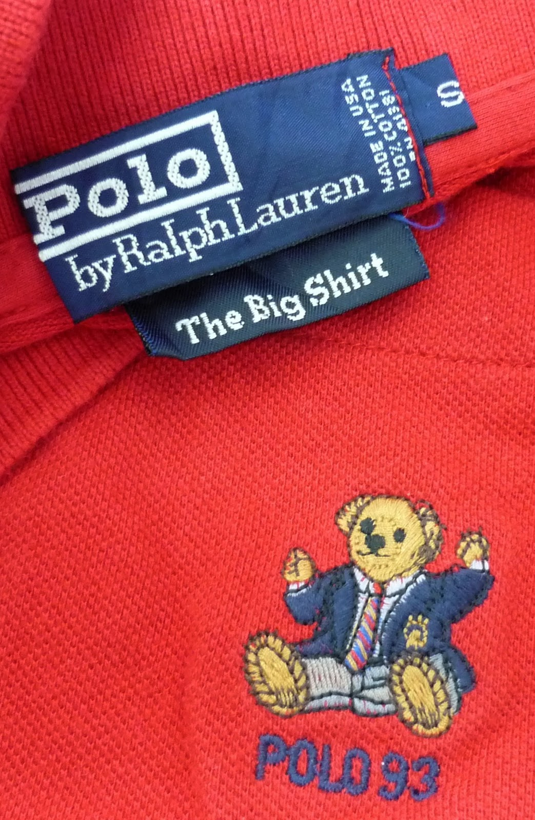 44a2632a29e POLO ralph lauren collection. POLO BEAR XL