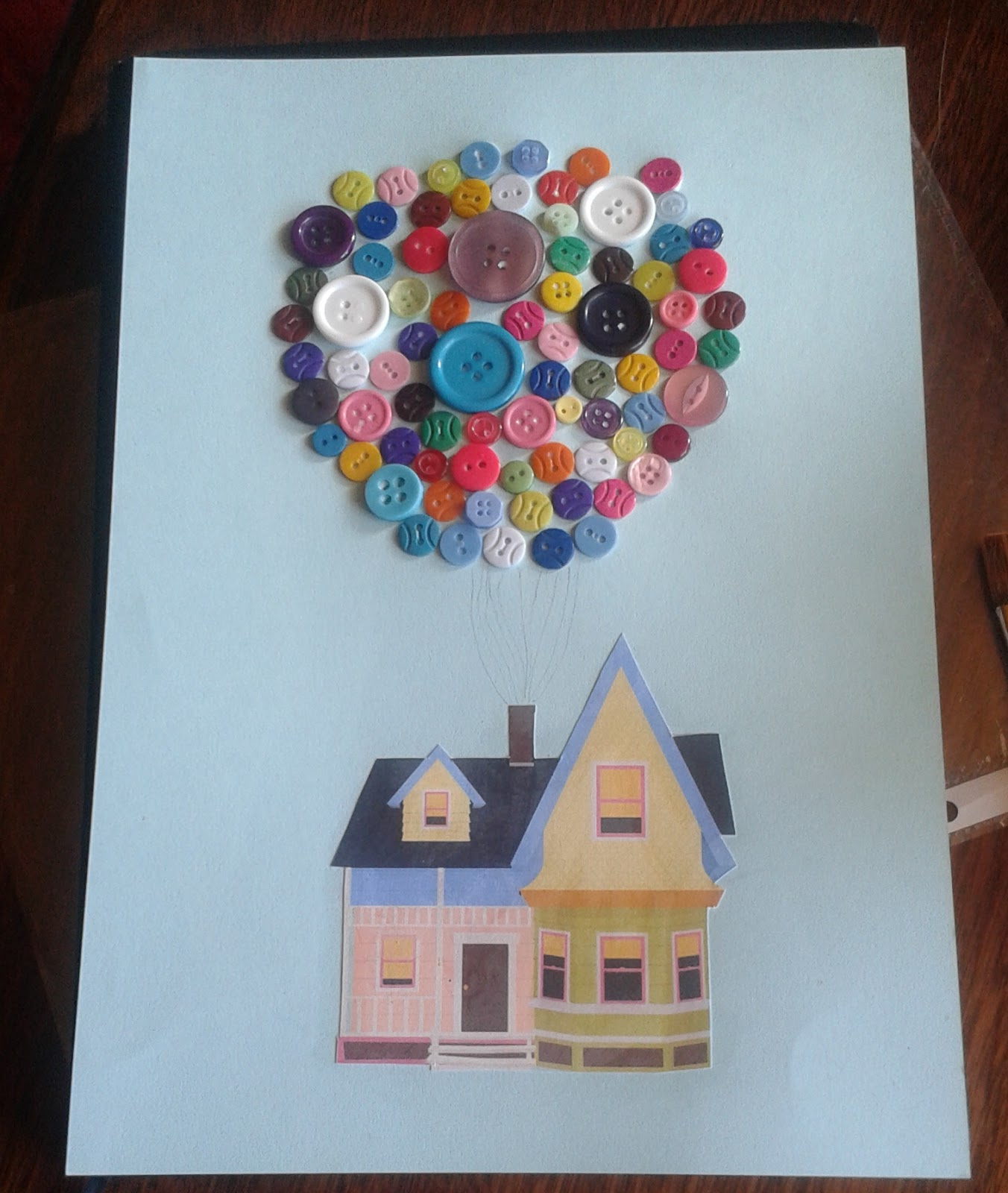 Up House Balloons I Believe In Romeo Carl And Ellies House