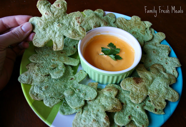 EASY Homemade Tortilla Chips - Family Fresh Meals