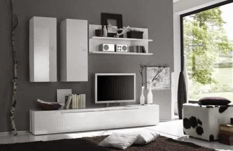 grand meuble tv avec rangement – Artzeincom -> Rangement Tv