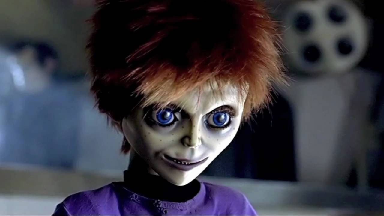 seed of chucky monologue Glen ray, also known as glen tilly is a character on the special features of seed of chucky dvd, chucky, tiffany and glen are on a sofa in their family home, they are watching a slideshow of their holiday to various places.