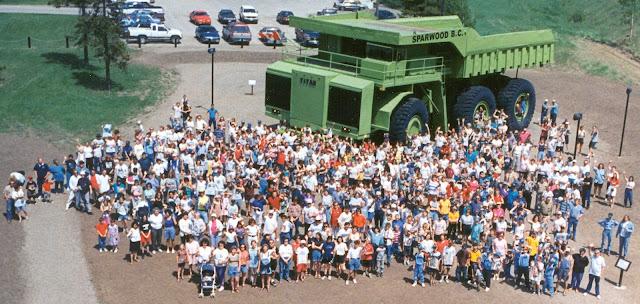 Setelah mengakuisisi tambang sparwood pada akhir tahun 1992