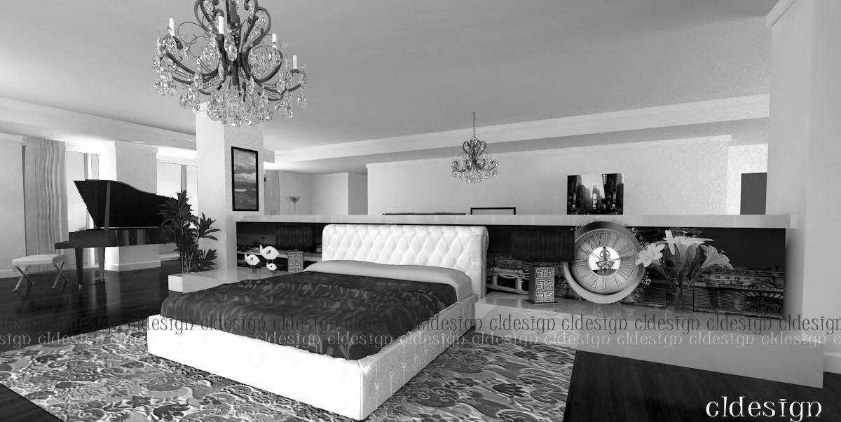 appartement loft int rieur design maroc