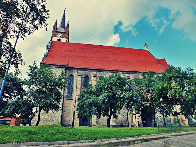 biserica evanghelica bistrita