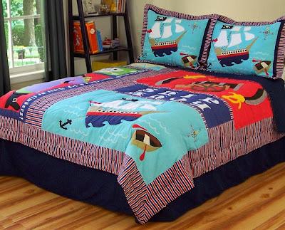 Model Set Kamar Tidur Anak yang Menarik