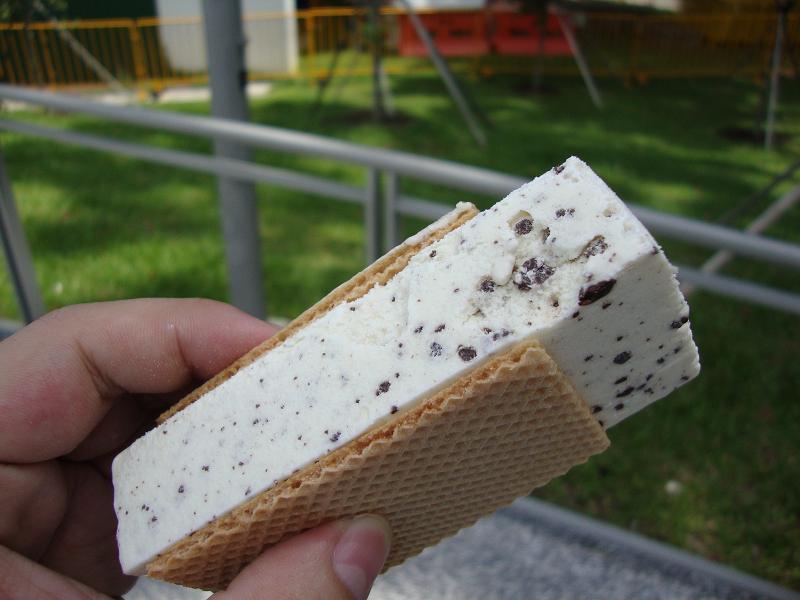 Ice Cream Sandwich Cake Youtube