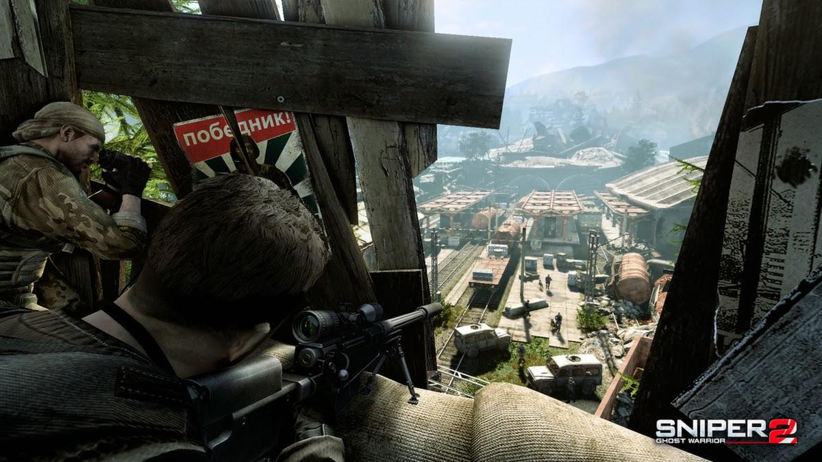 descargar Sniper Ghost Warrior 2 full voces y textos español