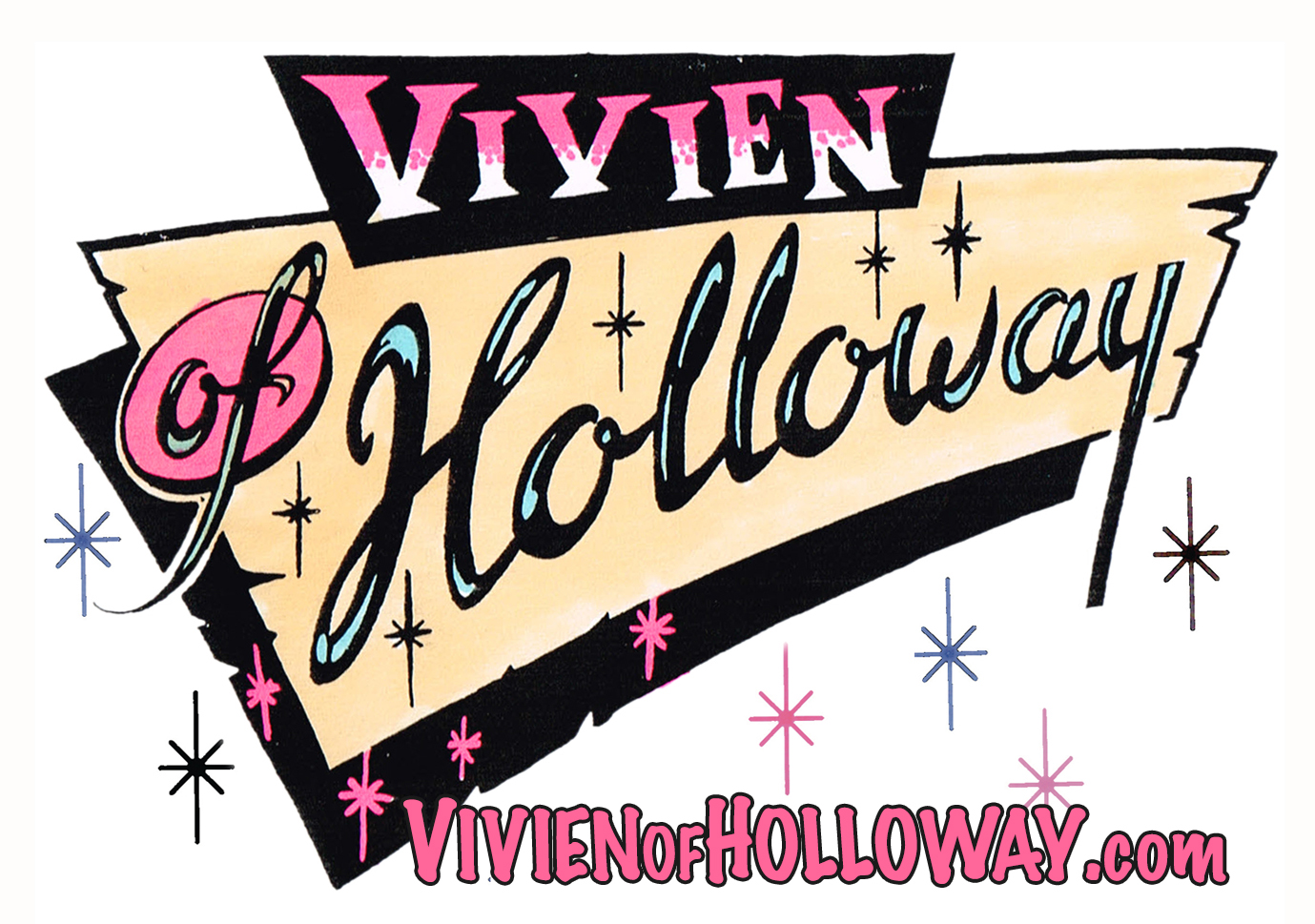 VIVIEN OF HOLLOWAY
