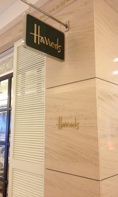 Harrods cafe klcc spicy sharon malaysian food for Door 4 harrods