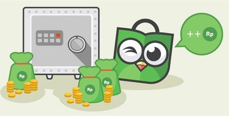 Cara Tarik Saldo Tokopedia ke Rekening Bank