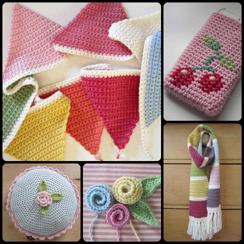Crochet Blogs : Cornish Rose Diaries: Top 5 Crochet Blogs