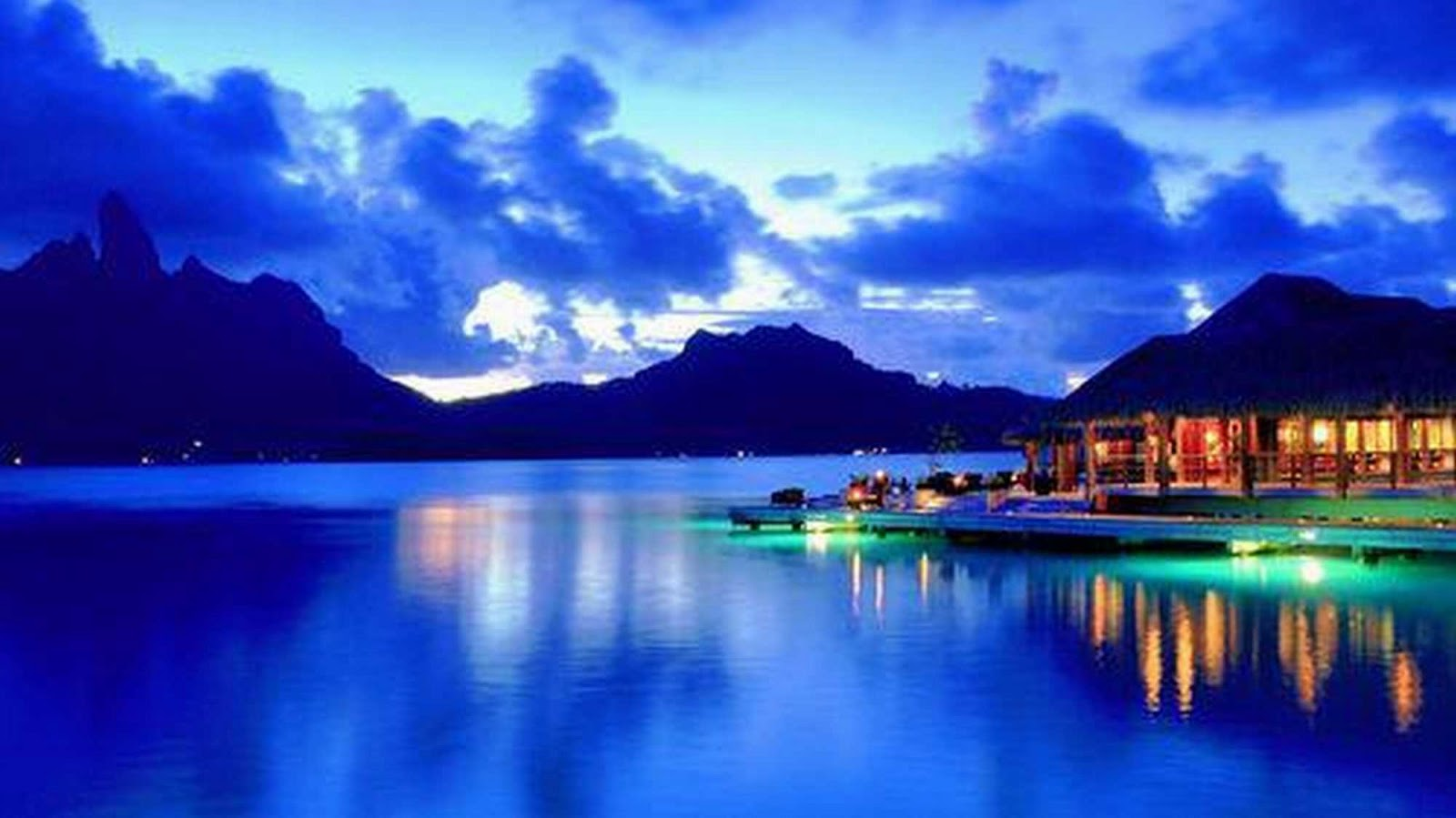 The Nicest Pictures: Bora Bora