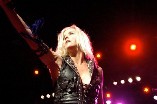Joan Jett European Tour
