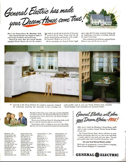 General Electric Has Made Your Dream House Come True!