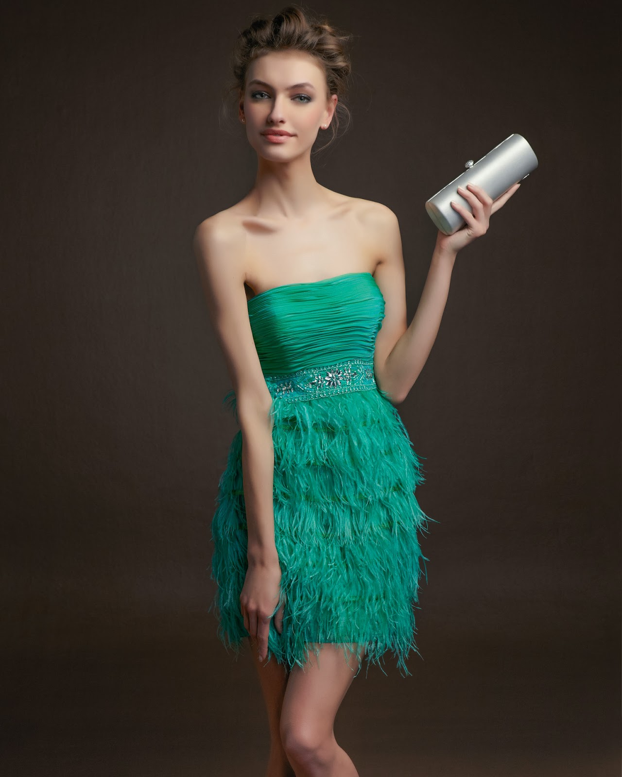 Moda de Modas: AIRE BARCELONA - Colección Fiesta 2014 (1era parte)