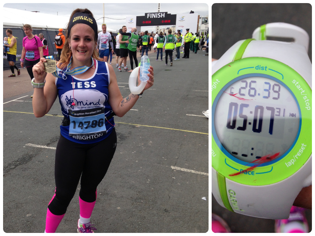 Tess Agnew - Brighton Marathon