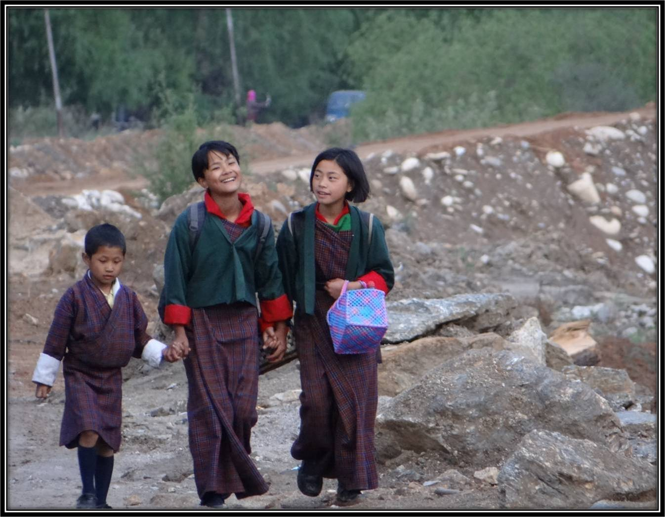 gross national happiness in bhutan Bhutan measures prosperity by taking into consideration the citizens' happiness levels and not the gross domestic product we call this development philosophy the gross national happiness a term coined by his majesty jigme singye wangchuck the fourth king of bhutan, in 1972.