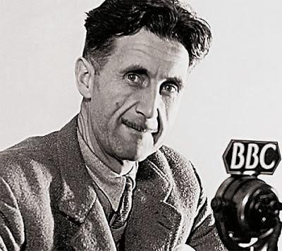 George Orwell BBC