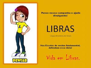 VIDA EM LIBRAS