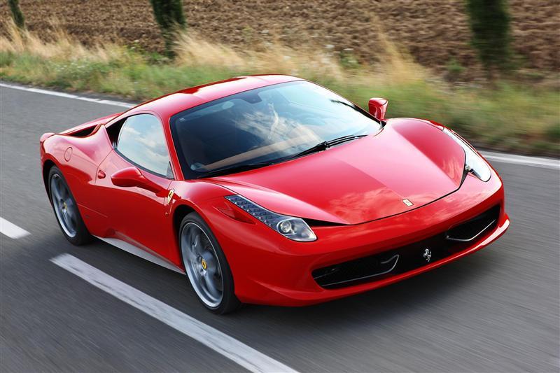 2012 ferrari 458 italia price