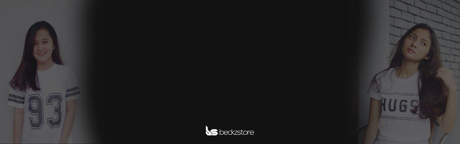 Wellcome to Beckzstore