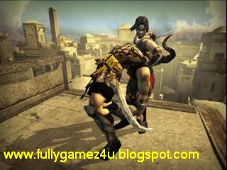 Download Free Prince Of Persia The Two Thrones Game 100% Working