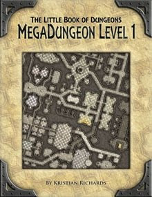 MegaDungeon Level 1