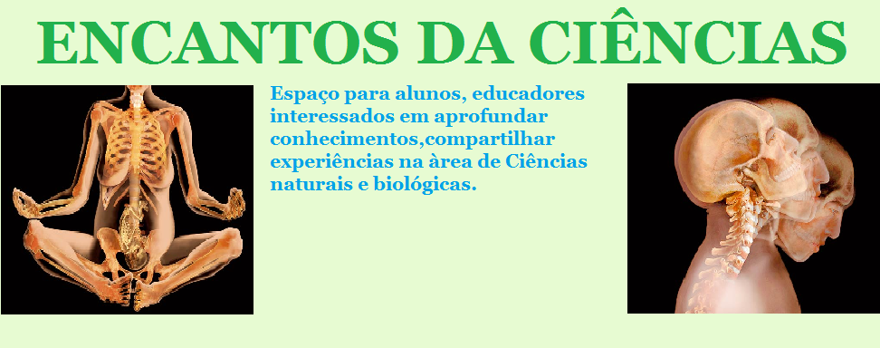 ENCANTOS DA CIÊNCIAS