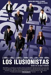 Los ilusionistas: Nada Es Lo Que Parece (2013) Online