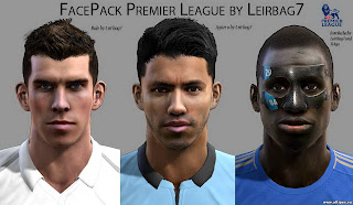 Download Facepack Premier League by Leirbag 7