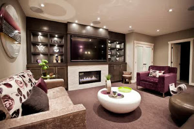 Design of Family Room