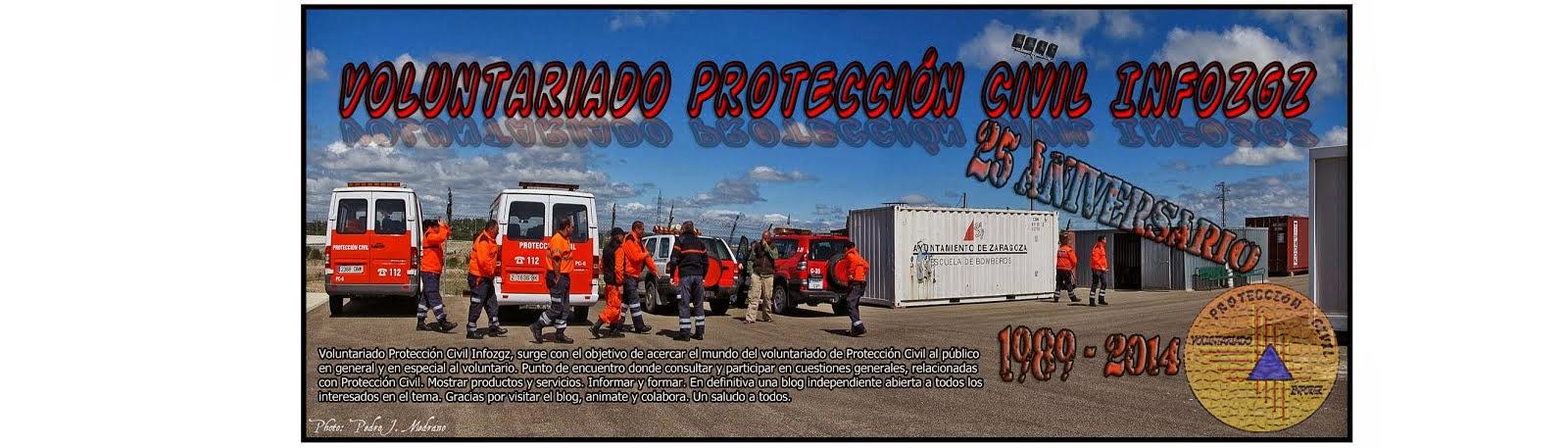 Voluntariado Protección Civil Infozgz