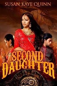 Second Daughter / Tour Giveaway