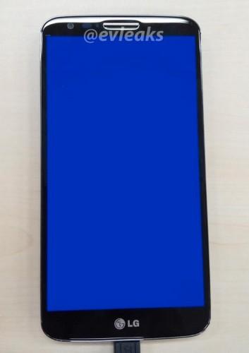 Grande display da 5,2 pollici Full HD per il prossimo Optimus G2 smartphone android top di gamma di LG
