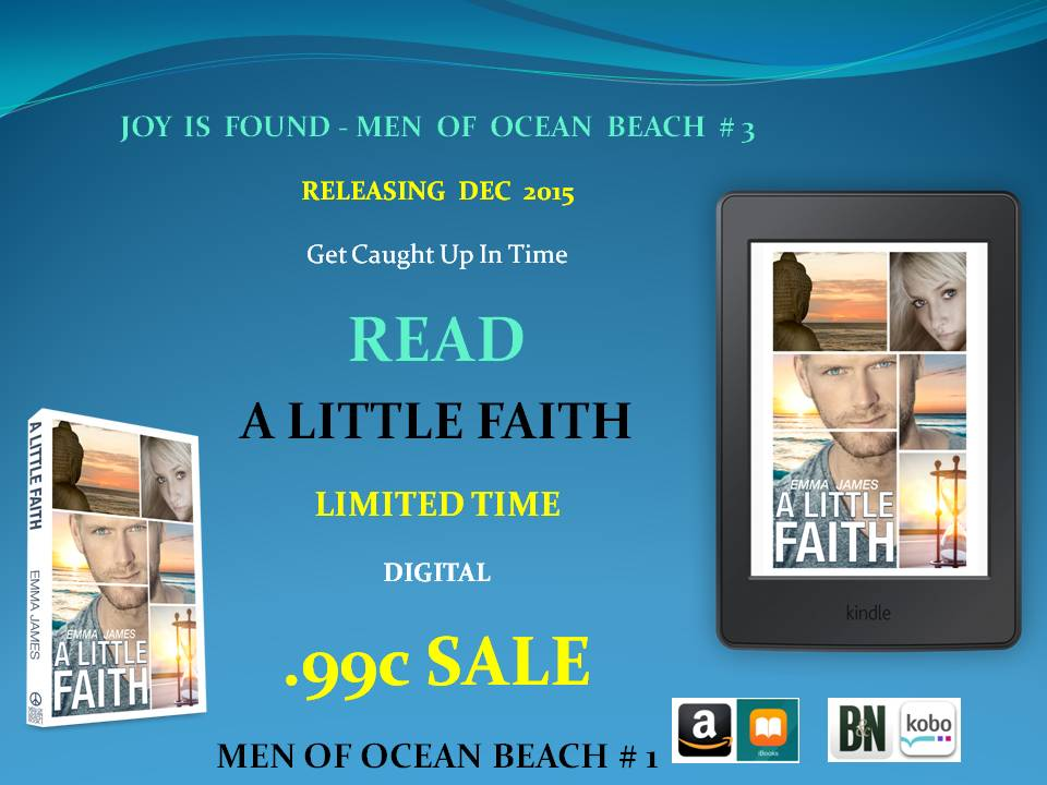A LITTLE FAITH .99C SALE