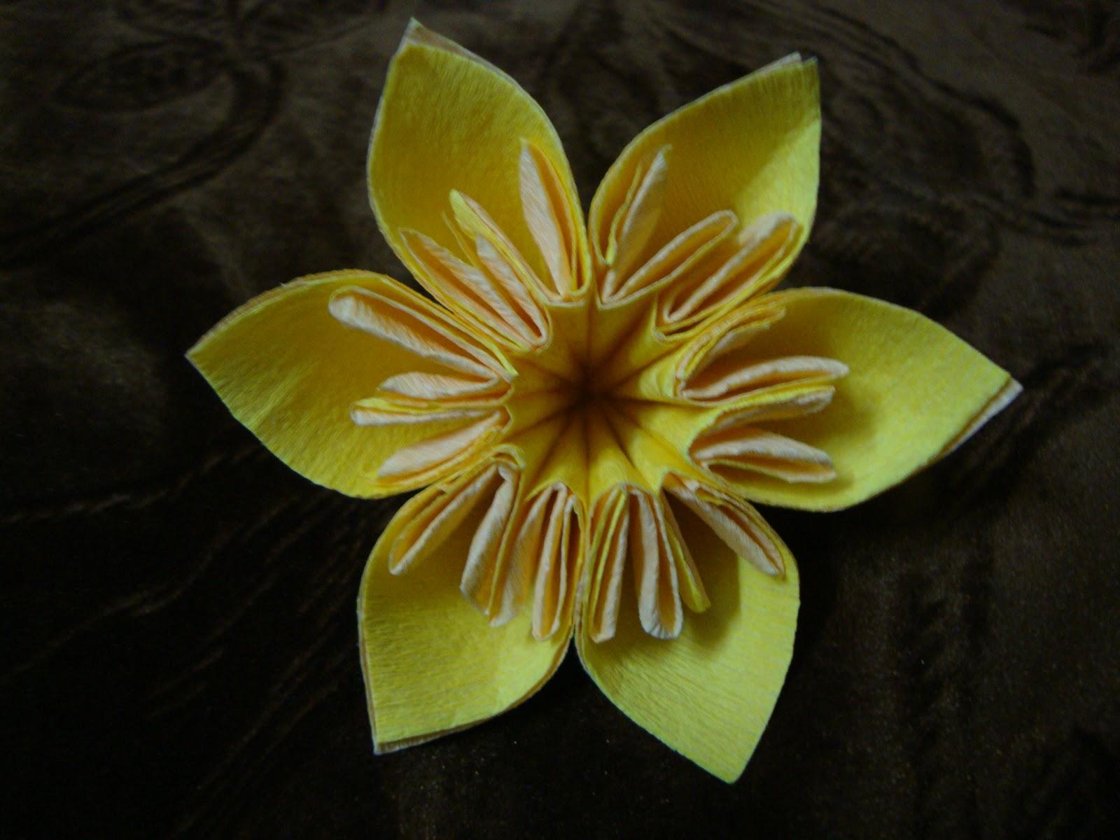 Sree Lalitha Arts Crafts Kiran Crape Paper Flowers