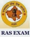 RPSC RAS Answer Key 2013