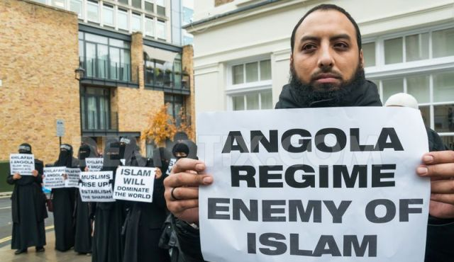 islam ban in angola and the response