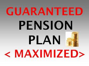 DO YOU HAVE A PENSION PLAN? IS IT GUARANTEED? MAXIMIZED?